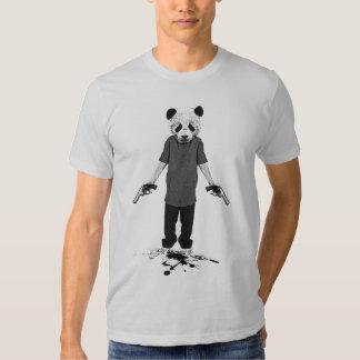 Panda del asesino camisas