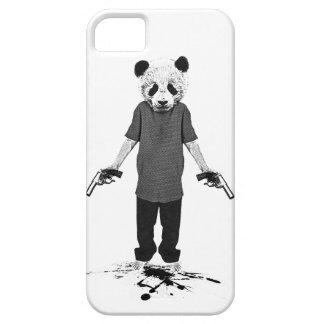 Panda del asesino iPhone 5 Case-Mate carcasas