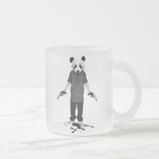 Panda del asesino tazas de café