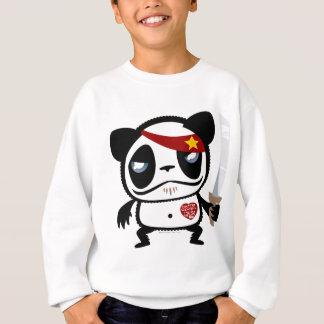 Panda del bandido sudadera