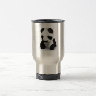 panda del bebé 3d soñolienta taza térmica