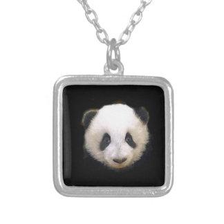Panda del bebé grimpolas