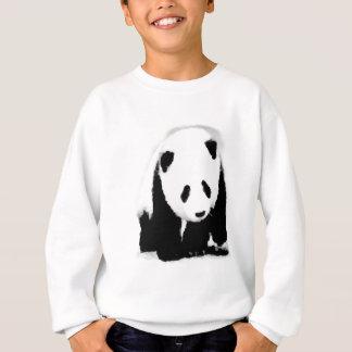 Panda del bebé del arte pop sudadera