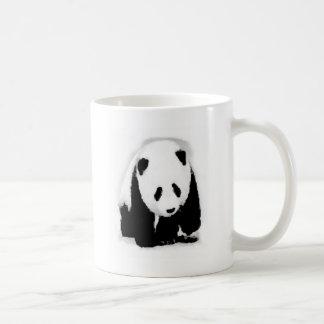 Panda del bebé del arte pop taza de café