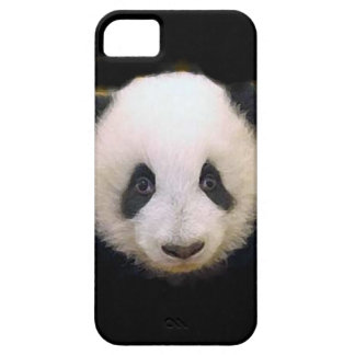 Panda del bebé funda para iPhone SE/5/5s