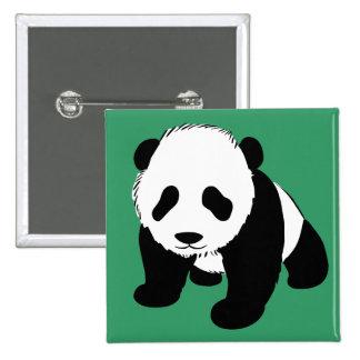 Panda del bebé pins