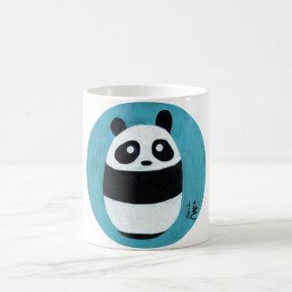 Panda del bebé taza mágica