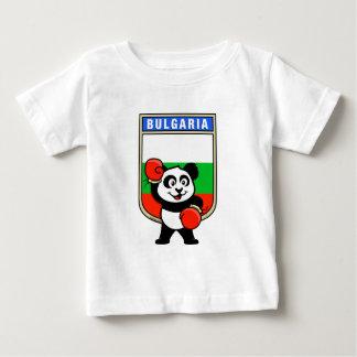 Panda del boxeo de Bulgaria Playeras