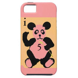 Panda del caso del ambiente de la casamata iphone5 iPhone 5 Case-Mate coberturas
