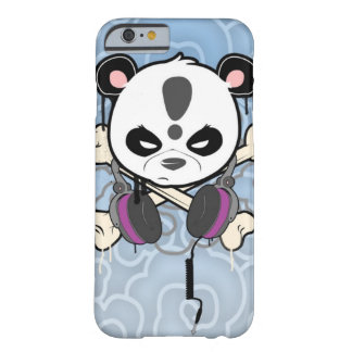 panda del caso del iPhone 6 Funda De iPhone 6 Barely There