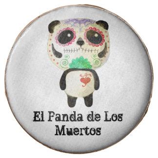 Panda del día de los muertos