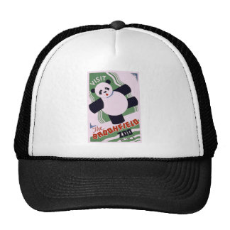 Panda del parque zoológico de Brookfield Gorro