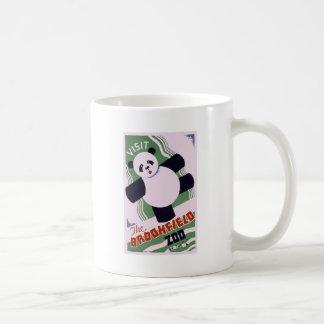 Panda del parque zoológico de Brookfield Taza