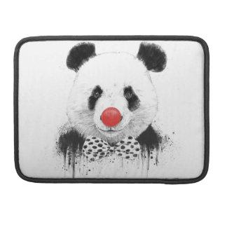 Panda del payaso funda macbook pro