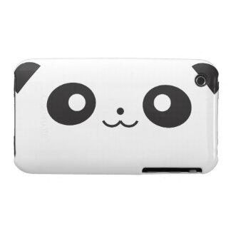 Panda del Peekaboo iPhone 3 Cárcasa