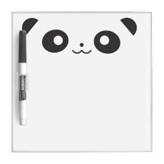 Panda del Peekaboo Tablero Blanco