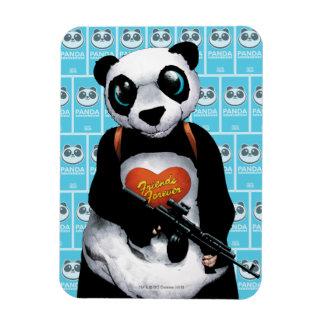 Panda del pelotón el | del suicidio imanes
