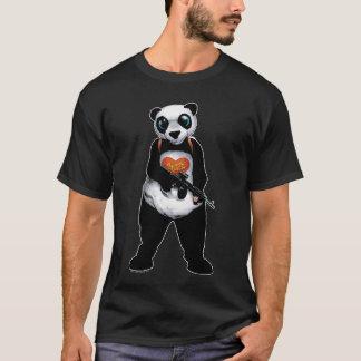 Panda del pelotón el | del suicidio playera