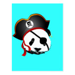 Panda del pirata postal