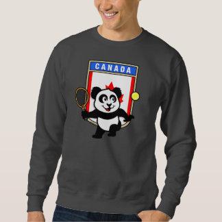 Panda del tenis de Canadá Jersey