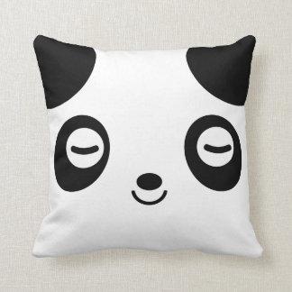 Panda del tiempo de la siesta almohada