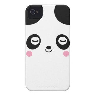 Panda del tiempo de la siesta carcasa para iPhone 4 de Case-Mate