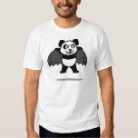 Panda del vampiro playera