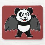 Panda del vampiro tapete de ratón