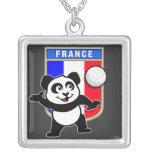 Panda del voleibol de Francia Joyerias Personalizadas
