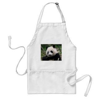 Panda Delantales
