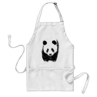 Panda Delantal