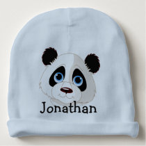 Panda Design Infant Hat