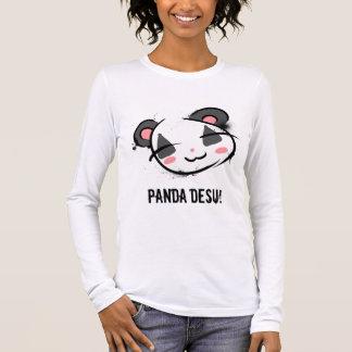 Panda Desu! Long Sleeve T-Shirt