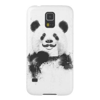Panda divertida carcasa para galaxy s5