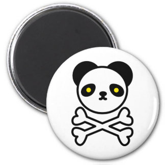 Panda do ku ro magnet