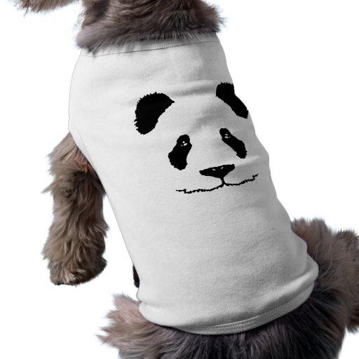 Panda Doggie Tshirt