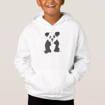 Panda Doodle Hoodie