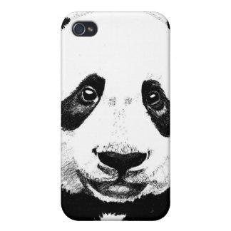 Panda drawing original covers for iPhone 4