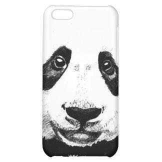 Panda drawing original iPhone 5C covers
