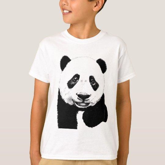 Panda drawing T-Shirt