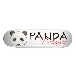 Panda Dreamer Skateboard Deck