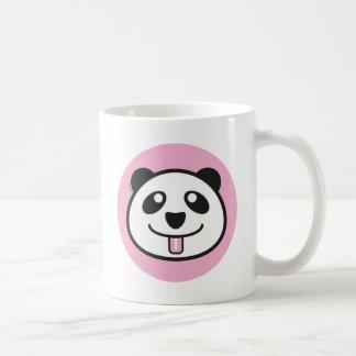 Panda dulce taza clásica