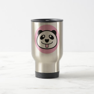 Panda dulce taza térmica