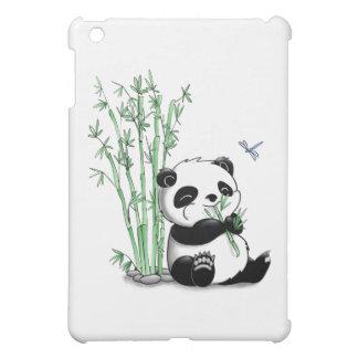 Panda Eating Bamboo Case For The iPad Mini