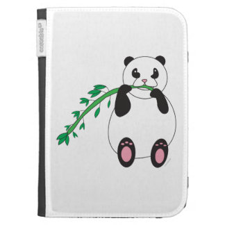 Panda Eating Bamboo Caseable Case Cases For Kindle