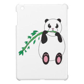 Panda Eating Bamboo iPad Mini Covers
