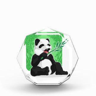 Panda Eating Bamboo Leaves Awards