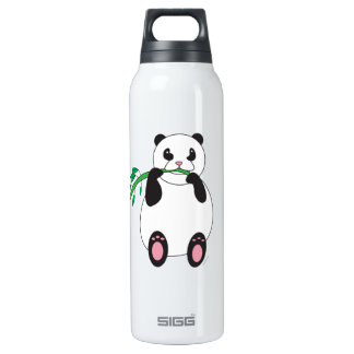 Panda Eating Bamboo Liberty Bottle SIGG Thermo 0.5L Insulated Bottle