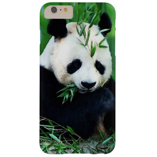 Panda Eating Leaves Barely There iPhone 6 Plus Case