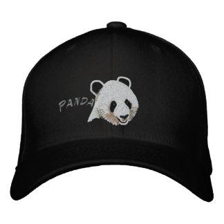 Panda Embroidered Baseball Hat